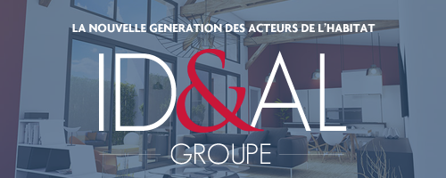 logo Ideal groupe immobilier neuf promoteur