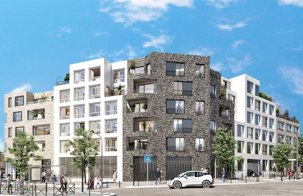 epinay sur seine 93 neuf immo appartements paris prix