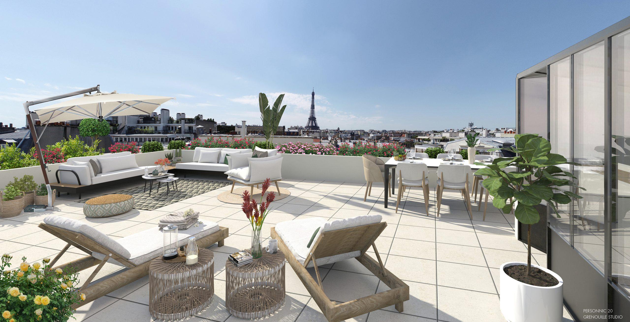 LEGRAND PARIS VUE TERRASSE1-septimmo-paris-7-75-immobilier paris-neuf-appartement-residence-petite-logement