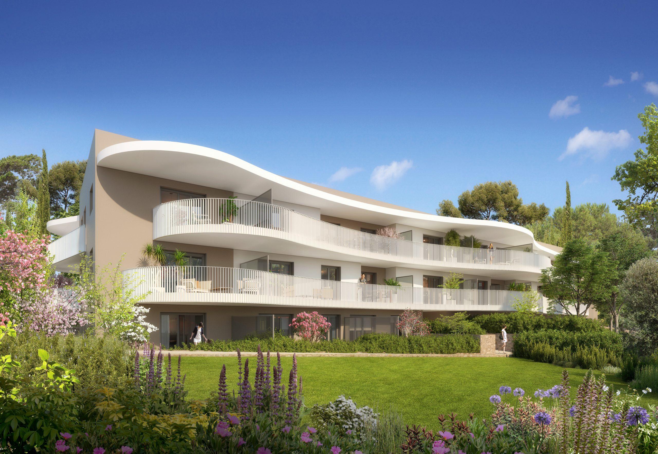 Villeneuve-Loubet (06270) appartement neuf achat pinel residence neuve nice cannes monaco standing investissement